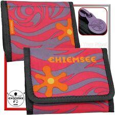 CHIEMSEE DAMEN-GELDBÖRSE (pink,orange,gelb,schwarz) PORTEMONNAIE GELDBEUTEL NEU