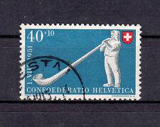 Schweiz aus  Pro Patria 1951, Mich.-Nr. 559  gestempelt, einwandfrei, siehe Bild