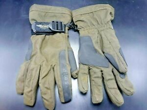 Harley Davidson Authentic Mens Gauntlet Style Gloves Sz L