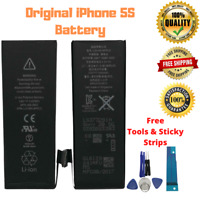OEM Original iPhone 5S Replacement Battery 1560 mAh Internal Akku Tools Kit Stic