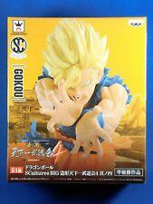 Dragon Ball Z S.SAIYAN SON GOKOU GOKU SCultures Figure Colosseum 4 Banpresto NEW