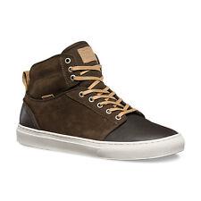 Brand New VANS Mens Alomar Leather/Nubuck Wren/Marsh  SZ US M 7.5 US W 9 EUR 40