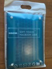 iBenzer MacBook Air 13 Case Hard Shell Keyboard Cover Sky Blue MMA13