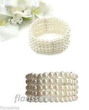 Pulseras de joyería perla