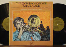 "BOB BROOKMEYER QUARTET ""Small Band Live"" RARE EXC 1978 GRYPHON 2LP Jack Wilkins"