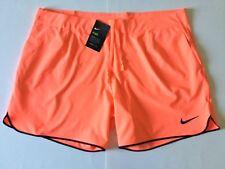 """MENS NIKE FLEX Tennis Shorts Dri Fit Size 2XL 7"""""""