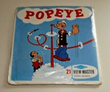 * MINT / SEALED * VINTAGE POPEYE 1962 VIEWMASTER REELS B516 RARE   B445