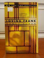 Loving Frank by Nancy Horan (2008, Trade Paperback)