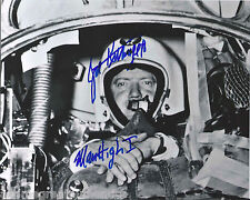 JOE KITTINGER HAND SIGNED AUTHENTIC 8X10 PHOTO D w/COA 102,800 FOOT JUMP SPACE