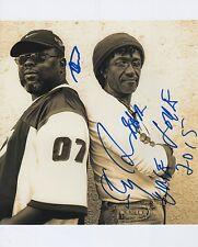 Sly & Robbie Autogramme signed 20x25 cm Bild