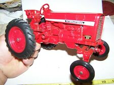 ERTL International Harvester 544 Toy Farm Tractor Diecast Rubber Tires NICE!!