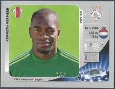 PANINI UEFA CHAMPIONS LEAGUE 2012-13- #265-AJAX-KENNETH VERMEER