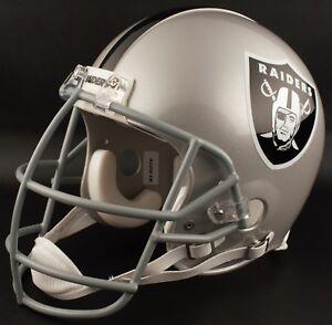 BO JACKSON Edition OAKLAND RAIDERS Riddell REPLICA Football Helmet NFL