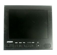 "Orion 8"" TFT LCD CCTV Color Monitor Screen 8RTC"
