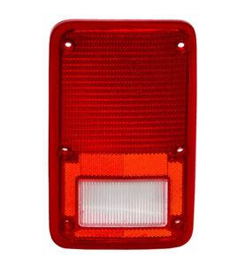NEW LEFT TAIL LIGHT FITS DODGE B150 B250 B350 1981-1993 CARVAN 1984-1986 4057973