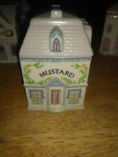 """lenox spice village 1989 """"Mustard"""""""