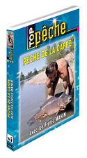 DVD Pêche de la carpe avec les Frères Mahin - Pêche de la carpe - Top Pêche