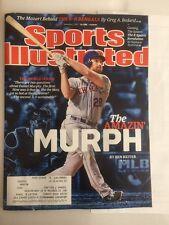 Sports Illustrated Magazine November 2 2015 World Series Murphy New York Mets