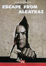 Escape From Alcatraz  DVD Clint Eastwood, Patrick McGoohan, Roberts Blossom, Jac