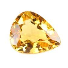 Loose Natural Golden Beryl Gemstone with GIA Report & Certificate 1.66 Carats US
