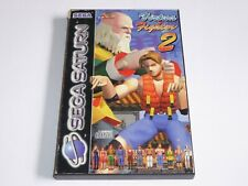 Virtua Fighter 2 - UK PAL RELEASE Sega Saturn GAME