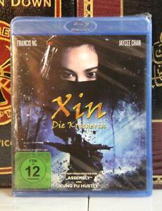 XIN DIE KRIEGERIN  TRACING SHADOW  [NEW BLU-RAY (German Mandarin)]🌟REGION 2🌟