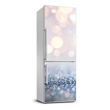 Removable Home Refrigerator Wall Sticker Magnet Decor Modern Shiny background
