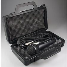 Dynamisches Profimikrofon DM-525 mit Transportbox, Mikro, Microfon Micro