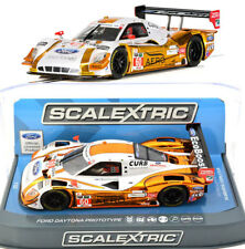 Scalextric C3841 Ford Daytona Prototype 2014 IMSA Slot Car 1/32