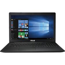 ASUS X553SA 15.6 HD Laptop 4GB memory/500GB HDD Intel N3050 HDMI DVDRW Win 10