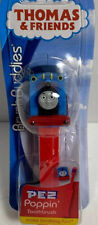 Thomas & Friends Brush Buddies PEZ Poppin Soft Toothbrushes D1