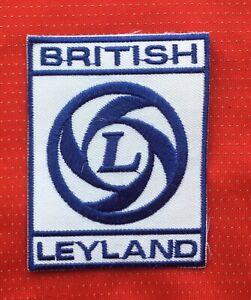 CLASSIC BRITISH LEYLAND BL CAR AUSTIN MINI ALLGERO METRO BADGE IRON SEW ON PATCH