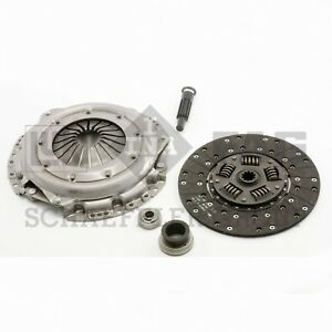 For Ford E250 Econoline F250 4 Speed Clutch Kit Plate Disc Bearing Pilots LUK