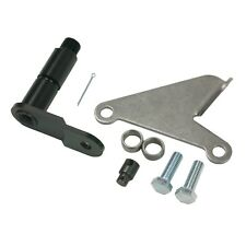 B&m 40496 Ford Aod Trans Transmission Bracket & Lever Installation Install Kit