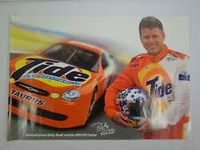 Ricky Rudd 1998 #10 Tide Ford Taurus Collector Poster Nascar