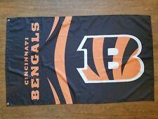 Cincinnati Ben 00000F4E Gals Flag Banner 3X5Ft Garage Mancave Super Bowl Football Nfl