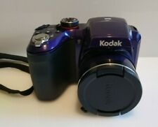 Kodak EasyShare Z5120 16.0 MP 26x Optical Zoom Digital Camera Purple