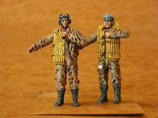 CMK Czech Masters German Bomber Pilots WW II 1/48 scale resin figure kit F48019