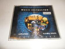 Cd   Music Instructor Feat.  Lunatics ,  Abe ,  Flying Steps  – Get Freak