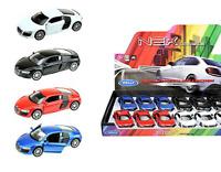 Audi R8 Modellino Auto Auto Licenza Prodotto Scala 1:3 4-1:3 9