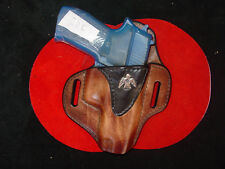 Sig Sauer  226 holster burnish brown & black with  eagle    Kwik & Free