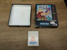 Commodore 64/64GS Toki boite et cartouche seule