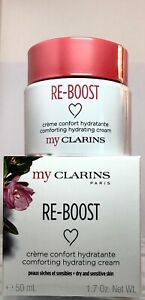 Clarins RE-BOOST comforting hydrating  cream 50ml