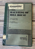 The Haunting Of Hill House F Andrew Leslie Shirley Jackson 1964 Hardback Book