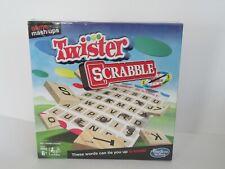 Game Mashups Twister Scrabble Fun Family Board Game 2-4 players