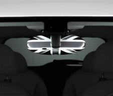 MINI Genuine Inside Interior Rear View Mirror Cap Cover - Black Jack 82252336853