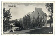 Shaw, Sawyer, and Beaver Hall, Denison University, Granville, OH Postcard