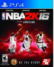 NBA 2K16  - USED - (Playstaion 4) PS4 **FREE SHIPPING!! Disc Only