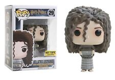 POP Harry Potter Bellatrix Lestrange esclusiva HOT Topic Figura in Vinile Funko #29