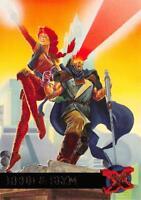 REDD & SLYM / X-Men Fleer Ultra 1995 BASE Trading Card #39